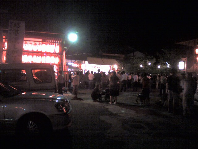 盆の京 : 六斎念仏